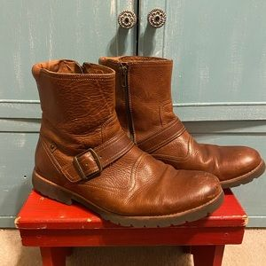 Rockport Ledge Hill Buckle Boot Size 10